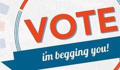 Vote   www.themichellegray.com