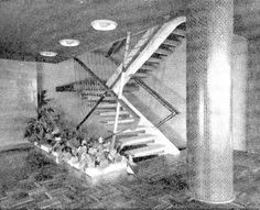 Paseo de la Reforma 367 esq Guadalquivir, Colonia Cuauhtemoc 1956 Arq Mario Pani