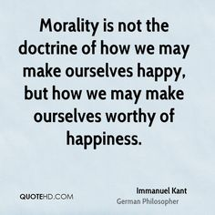 Immanuel Kant Philosophy Quotes. QuotesGram