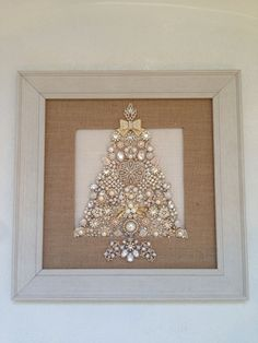 Jewelry Christmas Tree *SOLD*