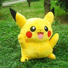 Cute Pokemon Pikachu Plush Soft Doll Toy