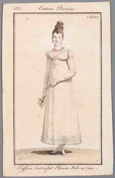 1813 Costume Parisien No 1330