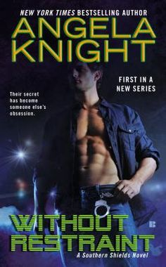Without Restraint (Southern Shields 2) by Angela Knight at The Reading Cafe: http://www.thereadingcafe.com/without-restraint-by-angela-knight-a-review/