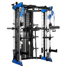 Force USA Black Friday Monster All-In-One Commercial Strength Training Machine - Red Two. Chin Up Station, Pull Up Station, Dip Station, Body Training, Strength Training, Cable Machine, Suspension Trainer, Fitness Gear, Weights