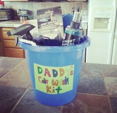 Fathers Day gift from kids