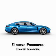 El nuevo #Panamera combina las mejores prestaciones y la máxima diversión al volante.
