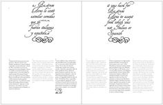 Revista Conversaciones. Dossier.  Ilustración Ana Carucci. dg. Klazëin Words, Journals, Studio, Horse