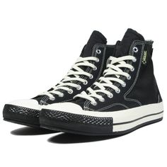 b76374635ca Converse x Slam Jam x Cali Dewitt Gore-Tex Chuck 70 Hiker Black - The  Darkside Initiative