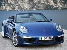Porsche anuncia nova geração do 911 Carrera