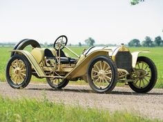 1911 Mercer Tipo 35R Raceabout | Monterrey 2014 | RM Sotheby