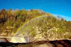 This Saturday's Kentucky Life features the gorgeous moonbow of Cumberland Falls State Park.