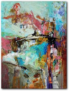 AAbstract Artist, Conn Ryder, Abstract Expressionism, Colorado Abstract Paintings