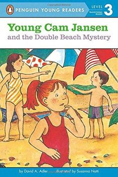 Young Cam Jansen and the Double Beach Mystery (Young Cam Jansen)