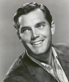 Jeffrey Hunter, American film and television actor, served stateside in the United States Navy, in World War II, then from 1946 to 1949.