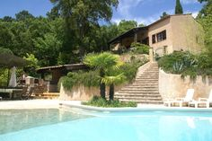 Lovely and comfortable #holidayvilla at Les Arcs  to rent complete with landscaped garden and private swimming pool. http://homes-and-holidays.com/family-villa-near-les-arcs/