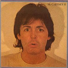 Paul McCartney - McCartney II on 180g 2LP Set + Download