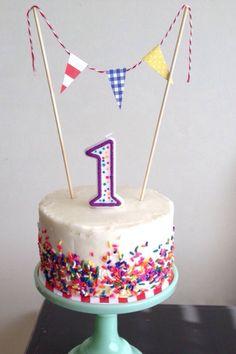 Sprinkle Party Smash Cake