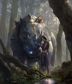 La belle et la bête » [Jiangjun C]