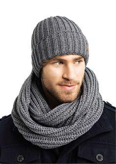 Mens Knit Beanie, Crochet Mens Scarf, Knit Hat For Men, Hats For Men, Knitting Socks, Baby Knitting, Knitted Hats, Crochet Hats, Crochet Baby Costumes