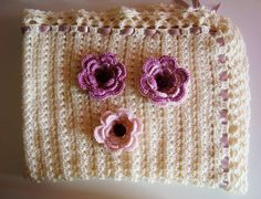 baby blanket... finished! by sakura dreaming, via Flickr