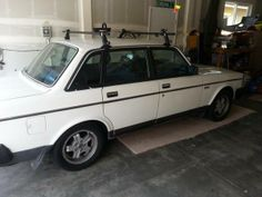 1987 Volvo 240 DL sedan Volvo 240, Volvo Cars, Rally, Vehicles, Life, Automobile, Rolling Stock, Vehicle