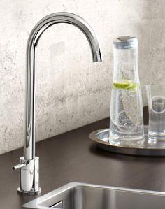 Grohe Blue Professional Mono: Die Küchenarmatur Liefert Das Wasser Genau  So, Wie Sie Es