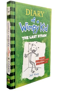 Diary of a Wimpy Kid : The Last Straw (Book 3)    Let's face it: Greg Heffley will never change his wimpy ways. Somebody just needs to explain that to Greg's father.