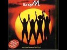Boney M - Nightflight To Venus / Rasputin [HD] - YouTube