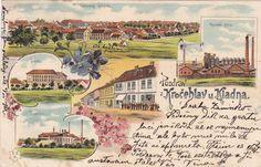 Pozdrav z Kročehlav u Kladna 1908 (4655476450) - Aukro - největší obchodní portál