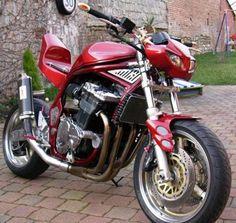 Bandit 1200 mit SM5