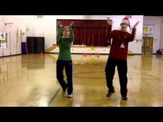 "This is an awesome DANCE - Jingle Bell Dance (w tutorial) OMG!  Thank you Chad!  We are adding the DCE version to our ""dance list"" this year!"