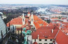 Castle District Prague on GlobalGrasshopper.com #prague #praha