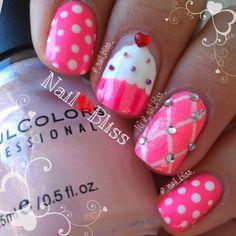 Instagram photo by _nail_bliss_  #nail #nails #nailart