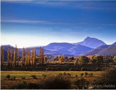 Bring jou hart, bring jou lewe na die Klein Karoo. Landscape Art, Landscape Photography, Landscape Photos, Places To Travel, Places To See, Travel Around The World, Around The Worlds, South Afrika, Namibia