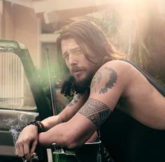 Ben Robson from Animal Kingdom