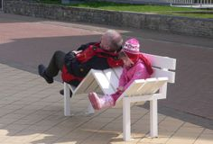 Modifying social behaviour with wild benches - Jeppe Hein.