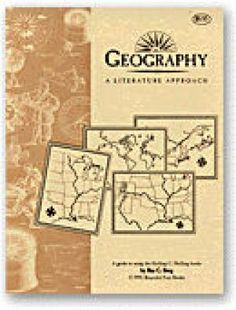Literature Approach to Geography ... in conjunction with IEW for Literature/Writing..