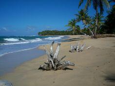 El Limon´s beach in Samana, Dominican Republic.