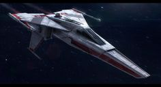 3D model of a ship that I designed some time ago but never made the jump into three dimensions. Set during the Original Trilogy era, it's a fighter smaller and less capable than the X-Wing, but che...