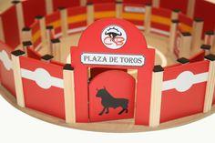 PLAZAS DE TOROS  en www.torosyvacas.es