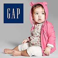 Gap | Up to 40% Off Kids & Baby Sale + Extra 20%: Use code: KBTREAT for Extra 20% Off Kids, Toddler, and Baby Styles. #coupons #discounts