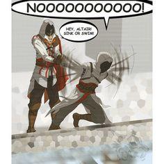 Evil Ezio! NOOOOO                                                                                                                                                     More