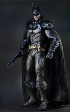 toyhaven: Check out the upcoming NECA Quarter Scale Batman: Arkham Knight tall action figure Batman Arkham Knight Figures, Batman Arkham Night, Batman Arkham Games, Batman Armor, Batman Suit, Im Batman, Batman Figures, Batman The Dark Knight, Batman Comics