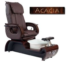 Whale spa pedicure chairs has been in business for over 30 years. Spa Pedicure Chairs, Pedicure Chairs For Sale, Pedicure Spa, Spa Chair, Make A Choice, Salon Furniture, Person Sitting, Salons, Acacia