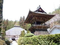 """""""Anrakuji""""(Tempio), Bessyo-Onsen, Ueda, Nagano, Japan"""