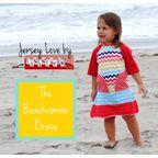 Fishsticks Designs Beachcomber Dress Pattern