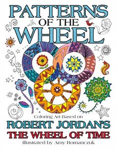 2bef80fee98 Wheel of Time fans will soon be able to color in Robert Jordan s ornate  fantasy world