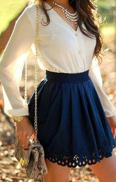 skirt #clothes #women #fashion