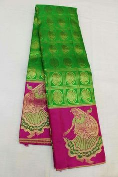 Awesome Parrot Green with Pink zari border tussar saree – Ranginsilk Chanderi Silk Saree, Indian Silk Sarees, Organza Saree, Pure Silk Sarees, Cotton Saree, Kanchipuram Saree, Ikkat Saree, Modern Saree, Wedding Silk Saree
