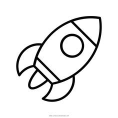 foguete Coloring Page Cute Easy Drawings, Mini Drawings, Art Drawings For Kids, Doodle Drawings, Art Drawings Sketches, Drawing For Kids, Toy Story Party, Toy Story Birthday, Simple Doodles